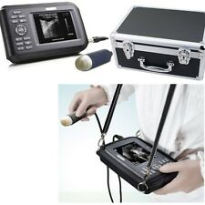 Animals Veterinary Portable Laptop Ultrasound Machine Scanner Handscan Trip Pets