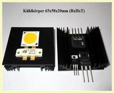 Dissipatore HEATSINK IN ALLUMINIO LED to220 to247 particolare 65x58x20 1 PZ