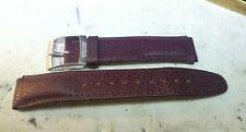Cinturino United Colors of Benetton 17 mm con fibbia originale vera pelle