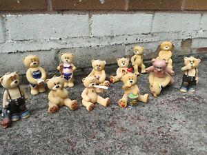 Quantity of 12 Bad Taste Bears. No Reserve!