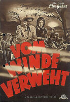 """IFB Illustrierte Film Bühne Nr. 1837 """" Vom Winde verweht """""""