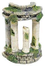 Ancient Columns Round Pillar Ruin Aquarium Ornament Fish Tank Decoration