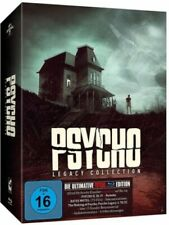Psycho Uncut Alfred Hitchcock Legacy Collection Blu-ray
