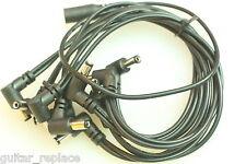 Daisy Chain 10 Entradas Pulpo Para Pedal Efecto Cable Guitarra Eléctrica