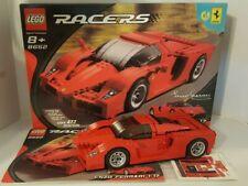 LEGO Enzo Ferrari 8652 - 100% COMPLETE!!