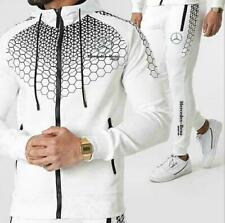 Mercedes-Benz Herren Jogging Sportswear Freizeithose Sportswear Sweatshirt Anzug