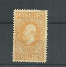 Nederland  100 Jubileum 1913  MH/ongebr CV 300 €