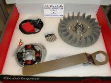 Lambretta scootopia gp/dl,sx,tv,li 12volt electronic ignition system kit