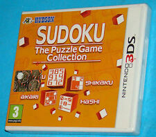 Sudoku - The Puzzle Game Collection - Nintendo 3DS 3 DS - PAL New Nuovo Sealed