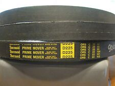 Thermoid Prime Mover D225 Power Transmission V-Belt