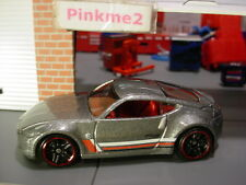 2018 Hot Wheels NISSAN 370Z ❀Gray/Red;pr5 ❀Multi Pack Exclusive?❀LOOSE