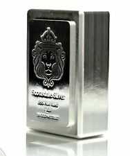 GREAT GIFT IDEA! 1-Kilo (32.15 Troy ozs) 999 FN SILVER *SD Stacker Bar-Buy Now!