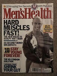Mens Health October 2002