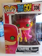 Teen Titans- Starfire as Flash Exclusive Pop