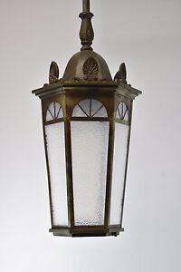 Neo Classical Copper Ceiling Fixture / Chandelier Interior / Exterior Lantern