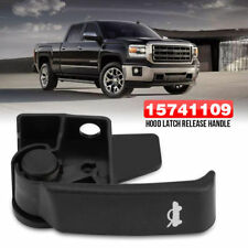 #03335 For Chevrolet GMC SIERRA HOOD RELEASE LATCH PULL LEVER 95-07 #15741109