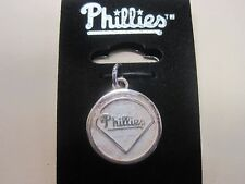 MLB Philadelphia Phillies Team Coin Charm Carded  New from Store Stock
