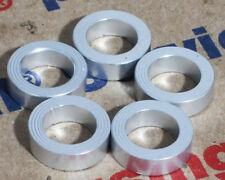 "SET OF FIVE 3.6mm Chainring Spacers for Inner ""Granny Gear"" 8mm Threaded Boss"