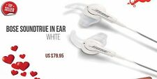 Bose In-Ear Only Headphones - (White) Father Day Price