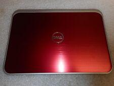 Dell Inspiron 14Z-5423 LCD Back Cover Lid & Antennas 60.4UV14.002 C2JXN *LAA1*