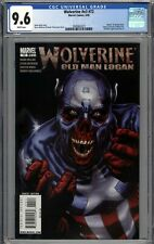 Wolverine V3 #72 CGC 9.6 NM+ Death of the Red Skull WHITE PAGES
