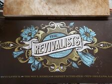The Revivalists Poster Orpheum Theater
