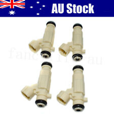 4PCS Fuel Injector SET For Hyundai Elantra Tucson Tiburon Coupe 2.0L 35310-23600