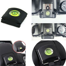 1X Hot Shoe Bubble Spirit Level Protector Cover Cap For DSLR Camera Canon Nikon