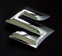 Original Suzuki Schriftzug S Emblem 8 cm **NEU** badge hinten karosserie
