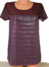 Sequin NEXT Short Sleeve Tops & Shirts for Women