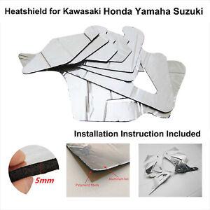 Pre-Cut Fairing Heat shield Insulation Pad for Triumph Daytona 675 848 1098 1198