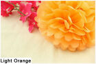 "4""-14"" Tissue Paper Pom Poms Flower Balls Wedding Party Home Outdoor Decoration"