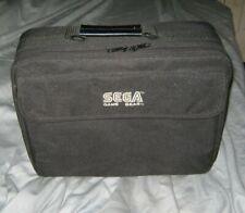 SEGA GAME GEAR & GENESIS NOMAD LARGE TRAVEL CASE & HOLDER V/G CONDITION.. ID#95