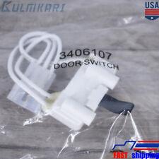 For Whirlpool Dryer Door Switch Wp3406107 Kenmore Ap6008561 Ps11741701 Us