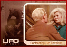 UFO - Individual Base Card #063, Confetti Check A-O-K - Confronting Her Emotions