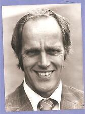 1979/80 200 mm x 150 mm Everton PRESS PHOTO Gordon Lee Manager