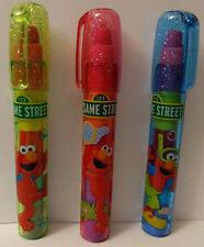Sesame Street Elmo 3 Scented Rocket Eraser Erasers Party Favors