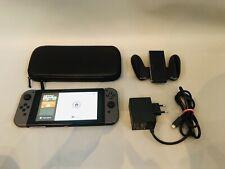 Nintendo Switch Schwarz Konsole ohne Dockingstation