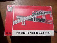 JOUEF HO Passage supérieur avec pont réf. 2673 BOITE complète