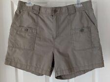Gap Green Utility Shorts, with pockets Size 14 EUC!