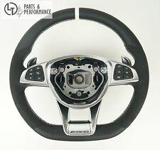 LE TEF® ALCANTARA Leder Lenkrad für Mercedes-Benz AMG W222 W205 W218 W176 W117