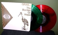 """Grails """"Redlight/The Burden of Hope"""" 2x LP /200 Russian Circles Red Sparowes"""