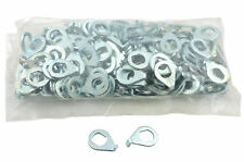 """100 PAIRS (200) BIKE TAG FRONT AXLE WASHERS FOR 3/8"""" BIKE SPINDLES WHOLESALE LOT"""