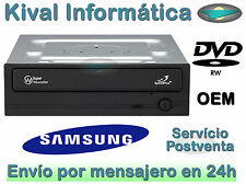 LECTOR REGRABADOR DVD INTERNO DVD+-RW DL CD ORDENADOR PC OEM GARANTIA