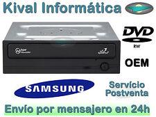 GRABADORA DVD INTERNA DVD+-RW DL ORDENADOR CD REGRABADORA PC OEM GARANTIA