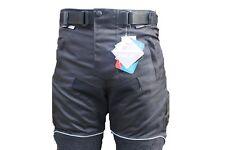 Hombre Cordura textil Reissa Impermeable Moto Pantalones