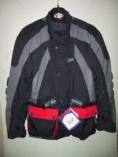 Erste Textile Waterproof Motorcycle Jacket Large