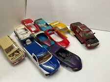 Vintage 1/24 1/25 Plastic Model Car Parts Body Junkyard Lot ( Revell, MPC, AMT )