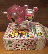 """SDCC 2020 Tokidoki Con Unicorno Metallico Series 5 Soulmates 3"""" Vinyl Figure"""