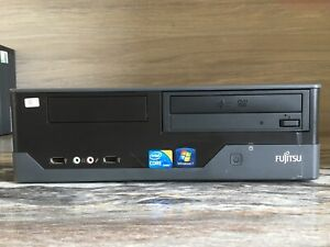 Fujitsu Esprimo E400 - Intel Core i3 2nd Gen - 2GB RAM Desktop PC (1)